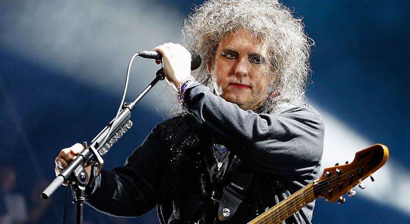 The Cure prepara su primer disco en diez años